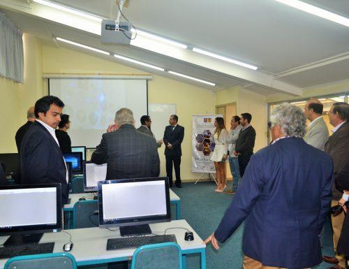 USM en Viña del Mar implementa primer laboratorio de sistemas de potencia con Software ETAP en Chile