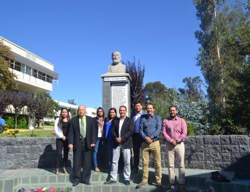 Carrera T. U. en Construcción de la USM firma convenio de colaboración con Fundación Minga Valpo