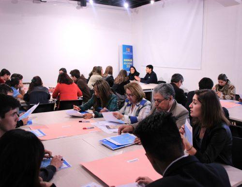 USM realiza jornada inicial del programa de Preparación en la Enseñanza Media del PACE