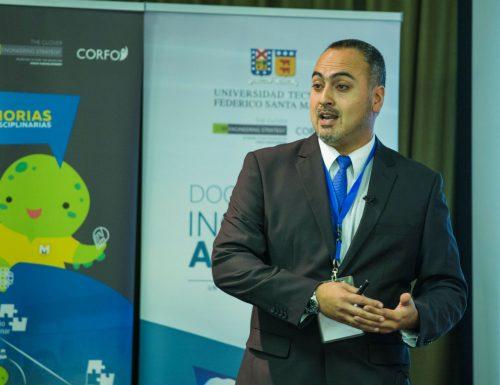 USM realiza workshop para promover su oferta de innovación y desarrollo tecnológico