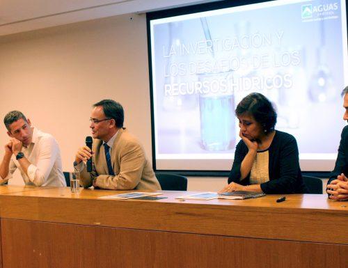 CETAM-USM participa en encuentro latinoamericano sobre recursos hídricos y cambio climático
