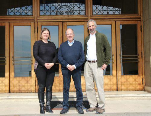 Director de importante centro de biotecnología de Europa dicta charla en USM