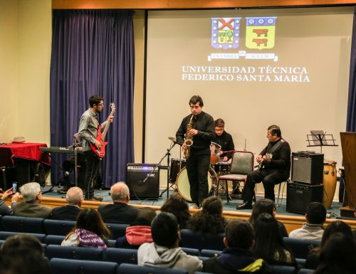 USM inaugura Club de Música en Viña del Mar