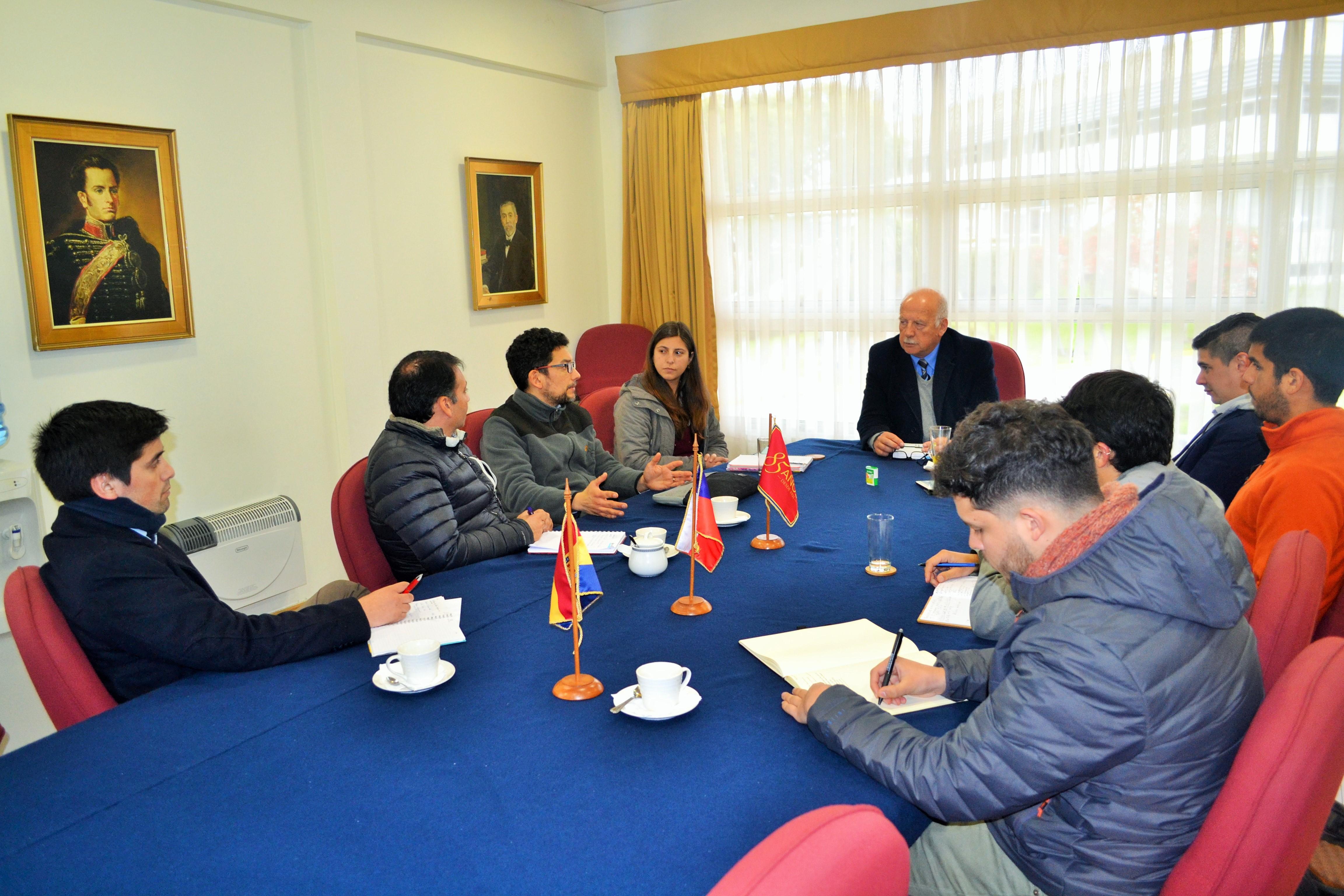 Grupo de innovación reanuda sus actividades en la USM en Viña del ...