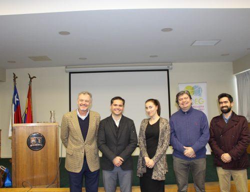 Campus Vitacura realizó II Jornada sobre Acoso Sexual y Laboral presentada por RED EG