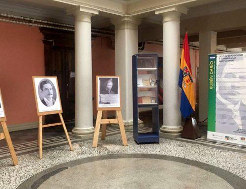 USM expone amplia obra de Rubén Darío en Municipalidad de Valparaíso