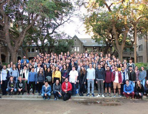 Nueva generación de alumnos internacionales ingresa a la USM en el segundo semestre 2018