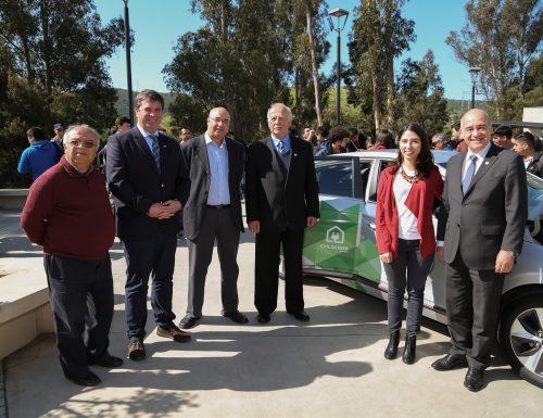 USM, Gobierno y Chilquinta participan de jornada de electromovilidad en Viña del Mar