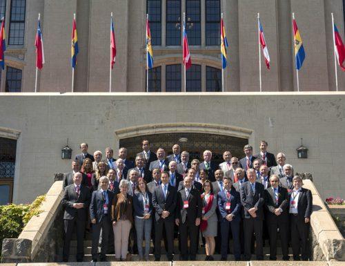 Rectores de Universidades Chilenas se reunieron en la USM