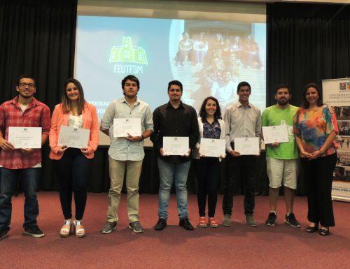 USM distingue a sus estudiantes por participación en actividades extracurriculares