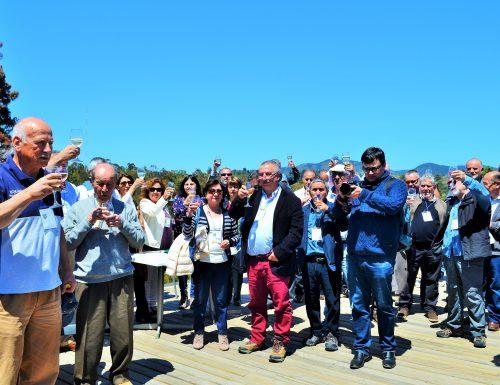 Sansanos de la escuela experimental José Miguel Carrera se reúnen para conmemorar más de 40 años de egreso