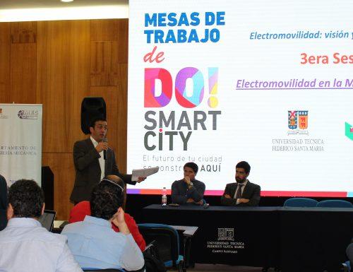 USM desarrolla junto a Do! Smart City mesa de electromovilidad en Campus San Joaquín