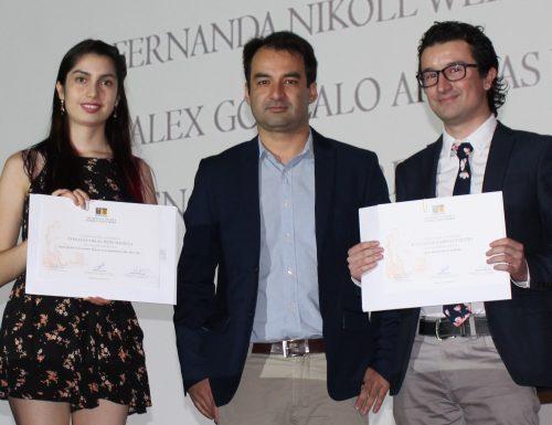 USM San Joaquín distingue a sansanos por su participación en actividades extracurriculares