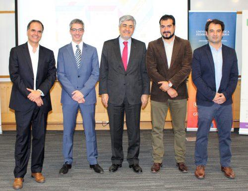USM forma parte de nueva red Polo San Joaquín