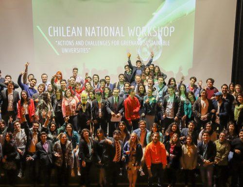 Con éxito se desarrolló primer seminario nacional de sustentabilidad en la USM