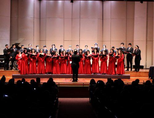 Coro de Cámara USM realiza concierto en honor al Día Internacional de la Música