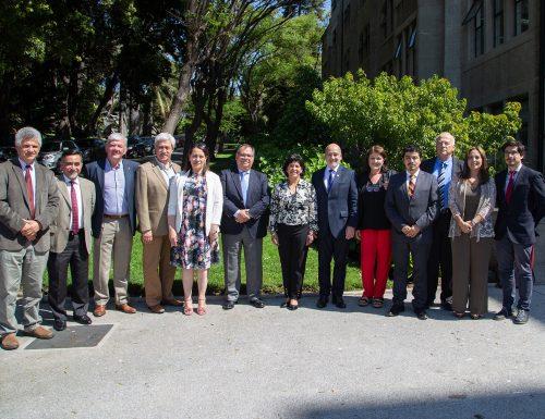 Senadora Yasna Provoste respalda el liderazgo de la USM en materia de eficiencia energética y educación