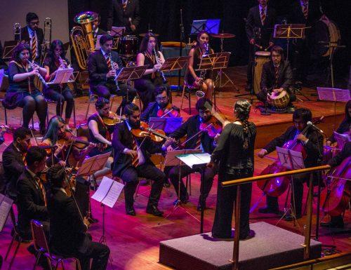 Orquesta Estudiantil de la USM celebra concierto anual con música de clásicos del cine animé