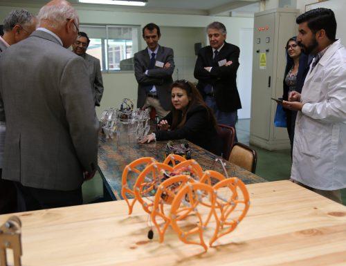 Carrera de Técnico Universitario en Proyecto y Diseño Mecánico de la USM renueva su acreditación por seis años