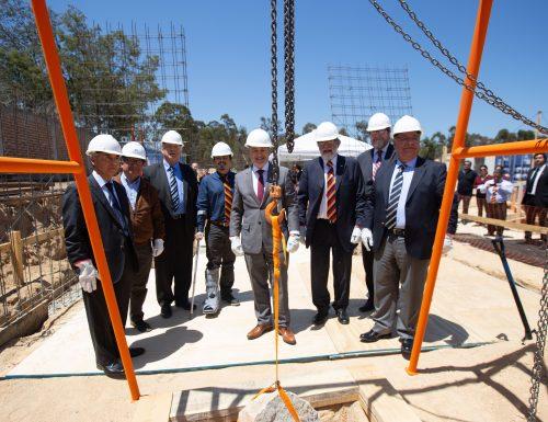 USM inicia construcción de nuevo Taller de Mantenimiento Industrial en Viña del Mar