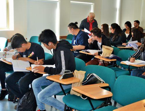 USM realizó exitoso programa de nivelación para alumnos nuevos
