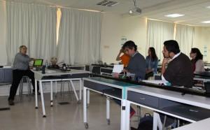 Capacitacion aprendizaje activo con profesores