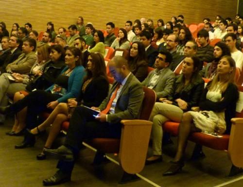 USM reconoce a sus mejores alumnos de los Campus Vitacura y San Joaquín
