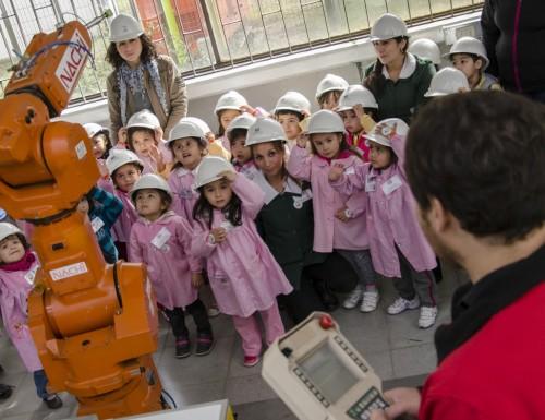 USM Concepción y Junji se unieron para acercar la ciencia y tecnología a los más pequeños