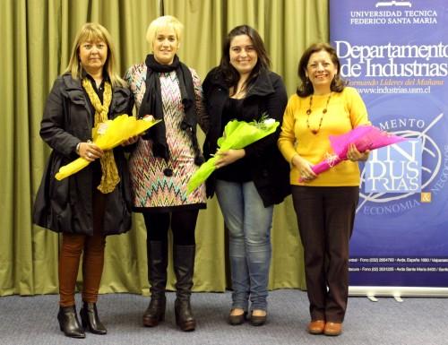 Con ceremonia en USM se distinguen participantes de Reemprende Valparaíso y Capacitación Junji