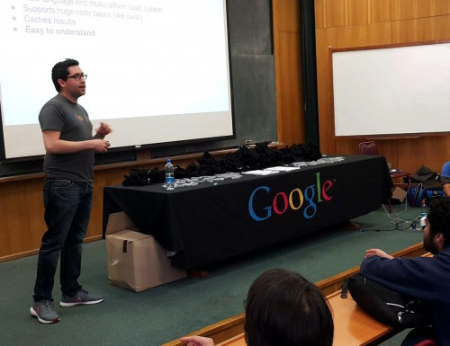 Google realiza visita a la USM