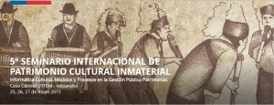 seminario patrimonio cultural inmaterial