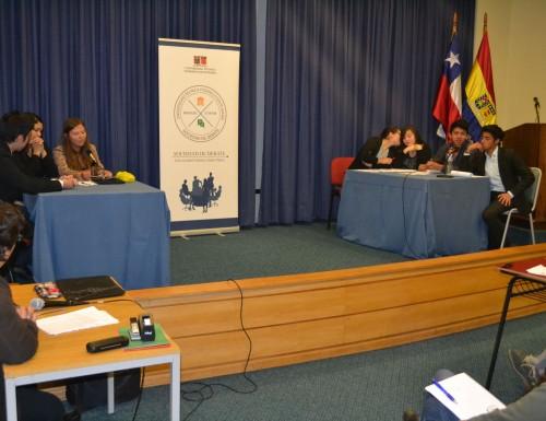 Equipo de debates USM participará en mundial universitario en Colombia