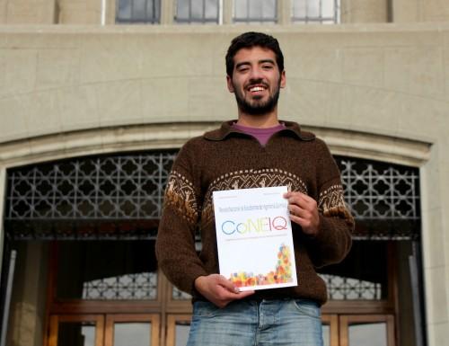 Alumnos USM lanzan Revista Nacional de Estudiantes de Ingeniería Química