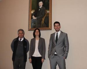 C.Troncoso - Y.Salvador y A. Martín