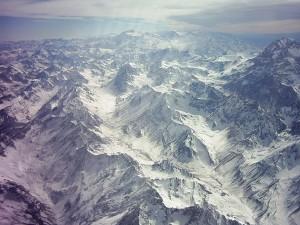 Cordillera Los Andes