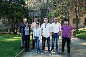 Grupo de investigación de estadística espacio temporal USM