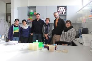Visita Biotecnologia