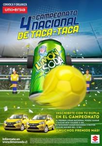 AFICHE 2015 taca taca