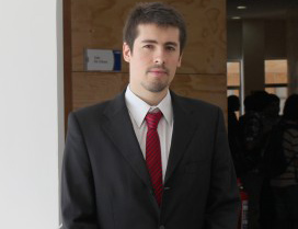 Ingeniería Civil Eléctrica de la USM cuenta con su primer titulado de Campus Santiago San Joaquín