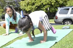 Yoga para niños 2