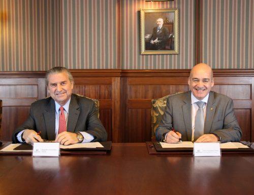 USM firma convenio con Asociación Interamericana de Ingeniería Sanitaria y Ambiental