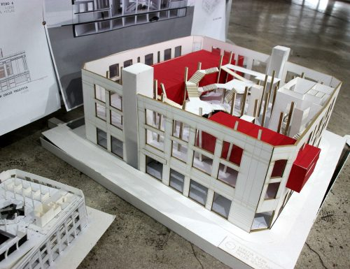 Alumnos de Arquitectura USM proponen alternativas para recuperar Mercado Puerto de Valparaíso