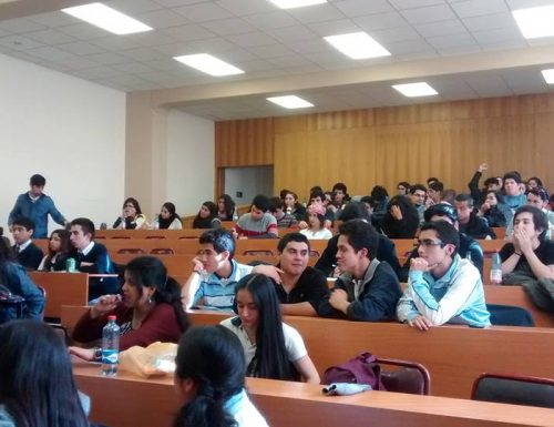 Sociedad de Debate USM realiza exitosa actividad con escolares de la Quinta Región