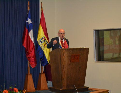 Rector de la USM expuso Informe de Gestión 2015 en Sede Viña del Mar de la Casa de Estudios