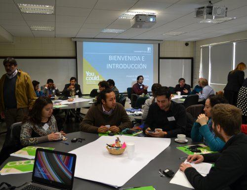 Importante universidad británica capacitó en enfoque STEM a docentes de la USM Viña del Mar