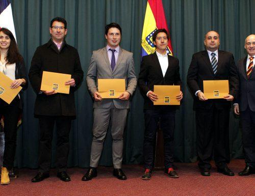 Profesores de USM Casa Central recibieron premios por Excelencia en Docencia de Pregrado