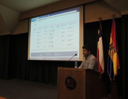 Dirección de Relaciones Estudiantiles de la USM lanza nuevo sitio web y Portal de Desarrollo Estudiantil