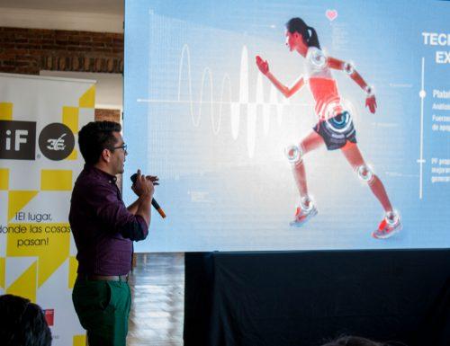 Centro de innovación deportivo ligado a Microsoft y el Real Madrid participó en evento de la USM