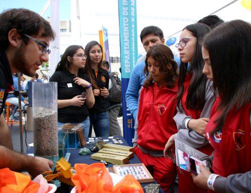 USM acercó la vida universitaria a toda la comunidad en Puertas Abiertas 2016