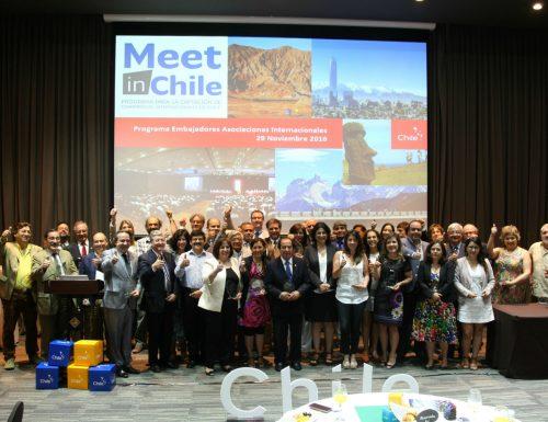 Distinguen a tres representantes de la USM como Embajadores de Asociaciones Internacionales de Chile